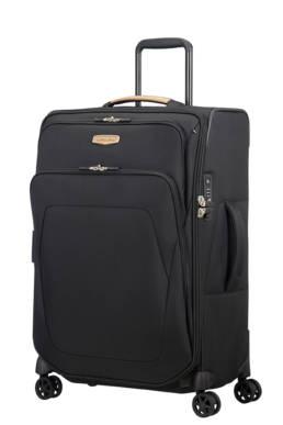 Samsonite Spark SNG ECO bæredygtig kuffert 67 cm i 95% RECYCLED PET POLYESTER + 5% CORK