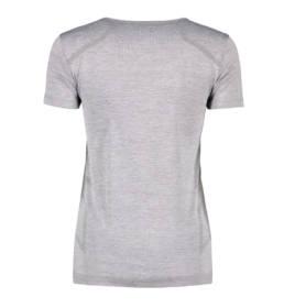 ID Geyser seamless Performance T-shirt dame grå melange
