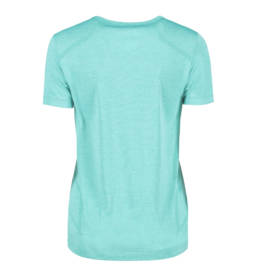 ID Geyser seamless Performance T-shirt dame mint melange
