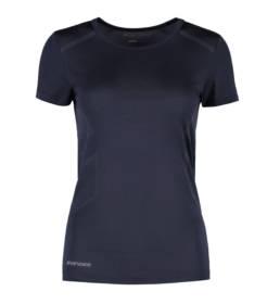 ID Geyser seamless Performance T-shirt dame navy