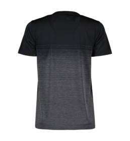 ID Geyser seamless Stribet T-shirt dame sort