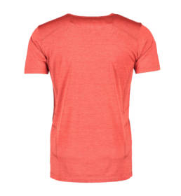 ID Geyser seamless Performance T-shirt herre rød melange