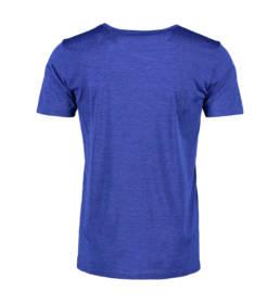 ID Geyser seamless Performance T-shirt herre kongeblå melange