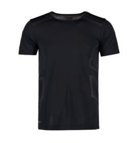 ID Geyser seamless Performance T-shirt herre sort