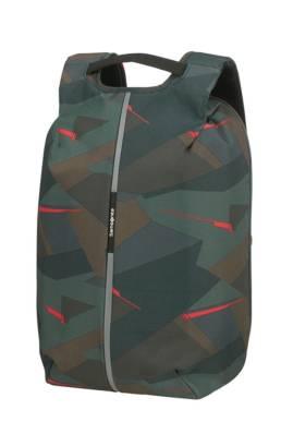 Samsonite Anti-theft Notebook rygsæk 15,6″ skoletaske camuflage
