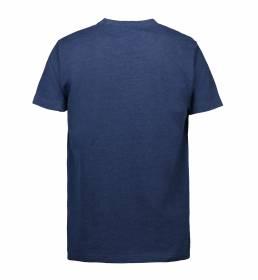 ID PRO Wear T-shirt herre blå melange