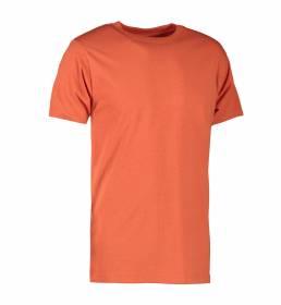 PRO wear T-shirt med rund hals og slids i siden - mulighed for tryk eller broderi