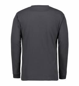 ID PRO Wear T-shirt langærmet herre grå