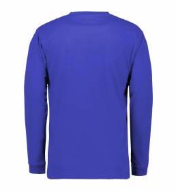 ID PRO Wear T-shirt langærmet herre kongeblå