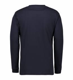 ID PRO Wear T-shirt langærmet herre navy