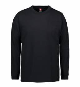 ID PRO Wear T-shirt langærmet herre sort