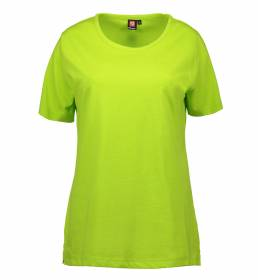 ID PRO Wear T-shirt dame lime