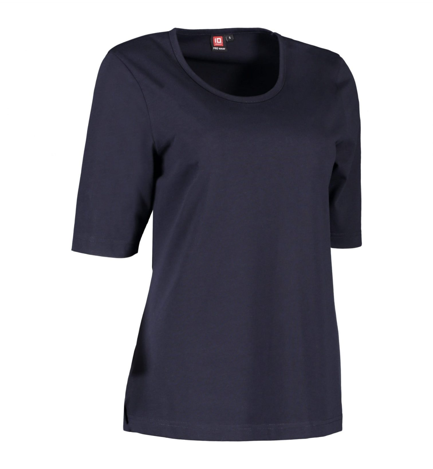 ID PRO Wear T-shirt ½-ærmet dame lys navy