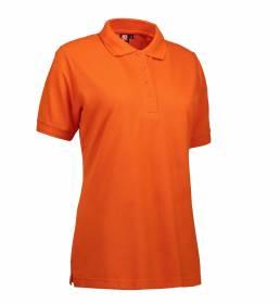 ID PRO Wear Slidstærk poloshirt orange
