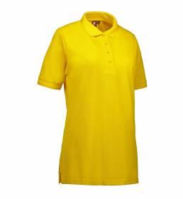 ID PRO Wear Slidstærk poloshirt gul
