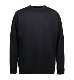 ID PRO Wear klassisk sweatshirt sort