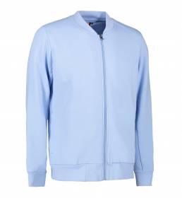 ID PRO Wear cardigan herre lys blå