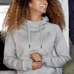ID hoodie dame