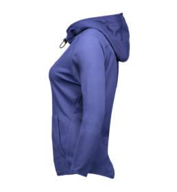 ID Geyser Urban hoodie dame blå