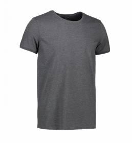 ID T-shirt med rund hals herre koks melange