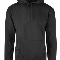 Unisex hoodie i 100% økologisk bomuld