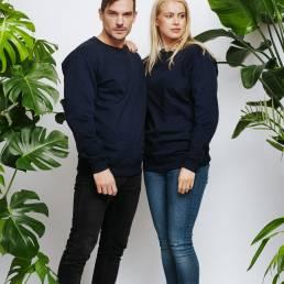 Classic Sweatshirt 100% Økologisk bomuld unisex