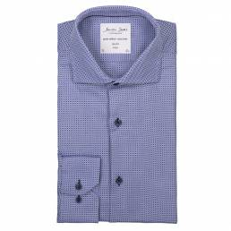 Seven Seas Slim Fit Elegant business-skjorte non iron-kvalitet