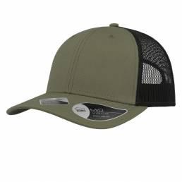 Bærdygtig curved cap med mulighed for logo trykt eller broderet