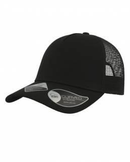 Bæredygtig curved cap med mulighed for logo trykt eller broderet
