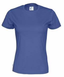 Økologisk fairtrade T-shirt, CottoVer er et brand med holdning til miljøet. - Vi tilbyder trykt eller broderet logo