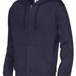 Økologisk Gots og fairtrade hoodie med lynlås, CottoVer er et brand med holdning til miljøet. - Vi tilbyder trykt eller broderet logo