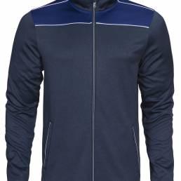 Åndbar performance jakke med UV-beskyttelse til den kræsne fra CUTTER & BUCK - vi tilbyder at brande den med trykt eller broderet logo.