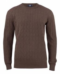 Kabelstrikket bomulds sweater til den kræsne fra CUTTER & BUCK - vi tilbyder at brande den med trykt eller broderet logo. i CB Drytec polyester med UV-beskyttelse til den kræsne fra CUTTER & BUCK - vi tilbyder at brande den med trykt eller broderet logo.