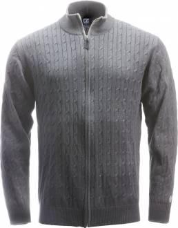 Kabelstrikket bomulds sweater med half zip til den kræsne fra CUTTER & BUCK - vi tilbyder at brande den med trykt eller broderet logo. i CB Drytec polyester med UV-beskyttelse til den kræsne fra CUTTER & BUCK - vi tilbyder at brande den med trykt eller broderet logo.