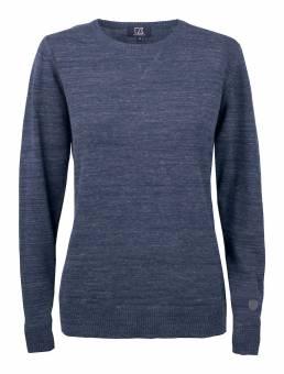 Bomuldssweater til den kræsne fra CUTTER & BUCK - vi tilbyder at brande den med trykt eller broderet logo